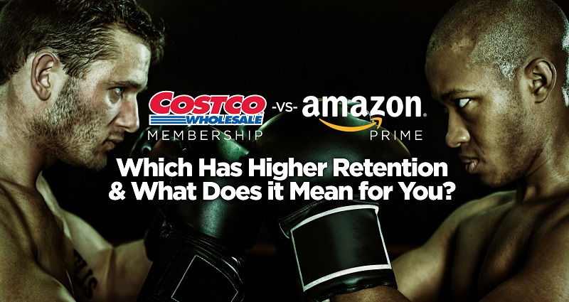 Amazon Prime vs. Costco Membership: Which Has Higher Membership Retention