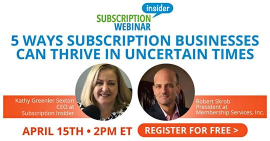 5 Ways Subscription Businesses Can Thrive