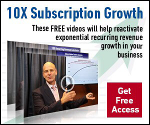 10x Subscription Growth