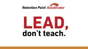 Good news about retention