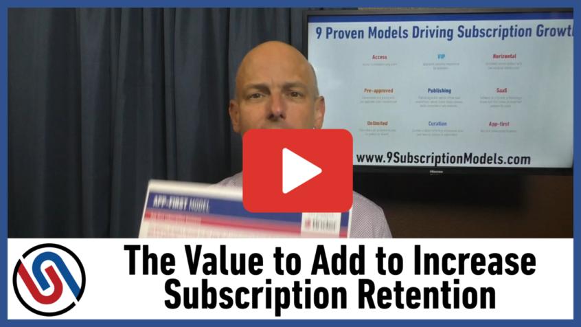 Increase Subscription Retention
